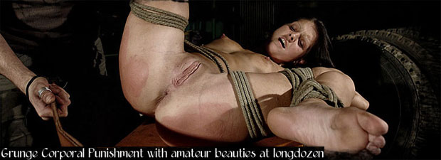 Longdozen - corporal BDSM punishment with amateur beauties