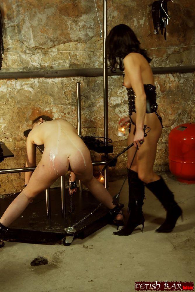 Bdsm wax torture much