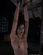 Subspaceland - Skinny girl has a cute...