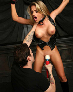 Ken Marcus - Forced orgasms in dungeon....
