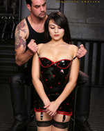 Ken Marcus - Asian cutie Sophia spanked....