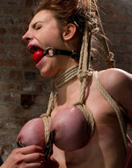 Kink On Demand - Iona submits to a day of...