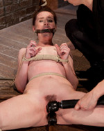 Kink On Demand - Caning and cumming....