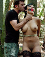 Kink On Demand - Bound to trees and...