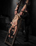 Kink On Demand - Nice tight pussy in BDSM....