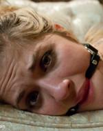 Kink On Demand - Tied up hot blonde girl...