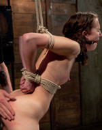 Kink On Demand - Bonnie day gets caned,...