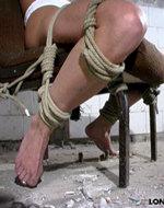 Longdozen - Total bandaged and gagged...