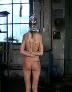 Longdozen - Brutal plastic masked head...