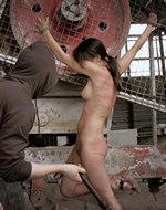 Longdozen - Handcuffed and face to the...