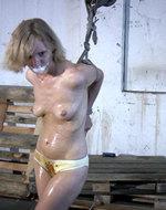 Longdozen - Bianca was tied to a...