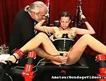 Pussy torture nipples twisting. Ava...