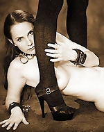 Dominates beautiful and submissive...