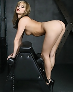 Exotic Asian babe in soft BDSM. ...