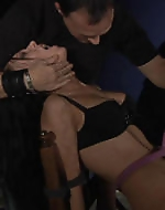 Hot and sexy bdsm slave fucks. This...