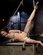 Bonnie day gets caned, flogged and...
