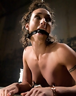 Tied, fucked and sprayed. One of our...