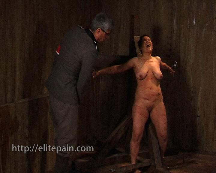 Opinion Nazi bdsm slave torture