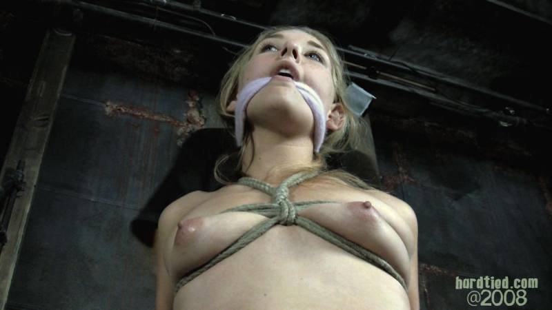 Girl Tied Up And Clothes Cut Off - biguznet