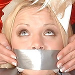 Gagged Females